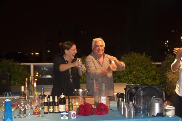 ערב נהדר עם סדנת אלכוהול