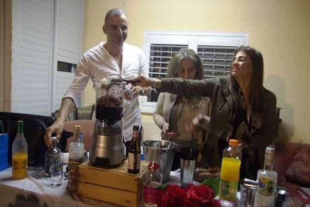 סדנת אלכוהול למסיבת רווקות