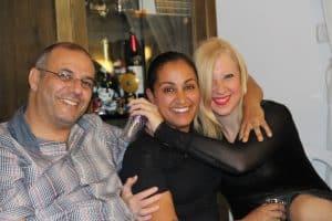 סדנת קוקטייל ליום הולדת 40